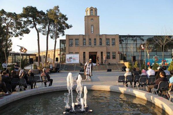 باغ موزه قصر در روزهای کرونایی/داستانهای قصر را آنلاین بشنوید