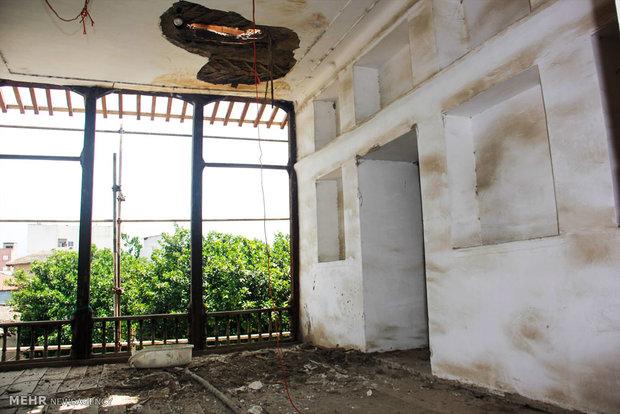 خانه معمار محله چهارصد دستگاه به مزایده گذاشته شد