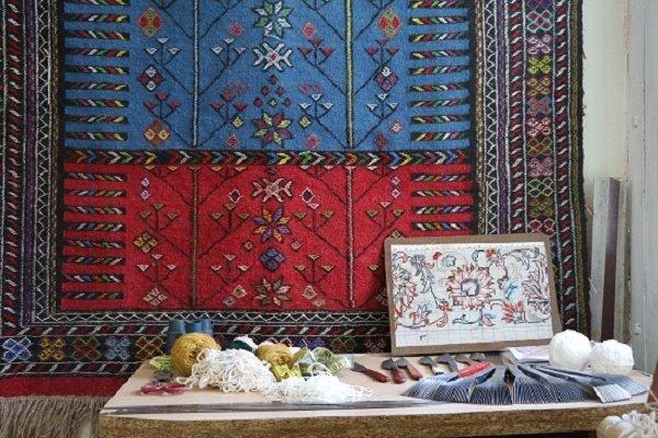 نمایشگاه فرش و تابلوفرش دستباف در کاخ نیاوران برگزار می شود