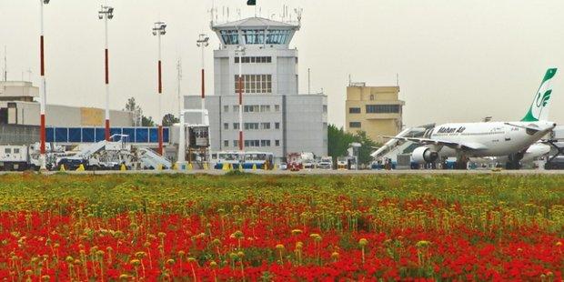 راهاندازی مسیر پروازی باکو-مشهد-باکو از دوشنبه ۲۵ آذر
