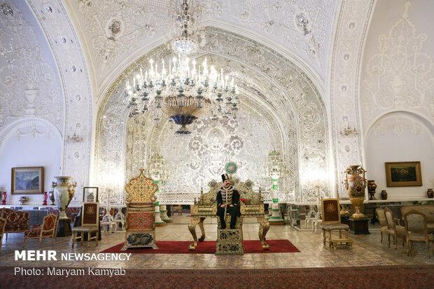 نمایش شگفتیهای معماری هندوستان در کاخ گلستان