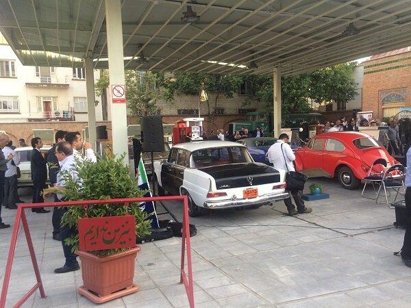 حریم موزه پمپ بنزین دروازه دولت در معرض تهدید قرار گرفت