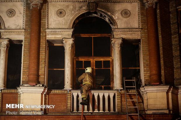 فقدان دستورالعمل مشترک برای خاموش کردن آتش بحران در بناهای تاریخی