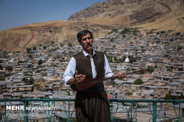 ابوالحسن خرقانی و تنبور کرمانشاهی به نام ترکیه جهانی می شود؟