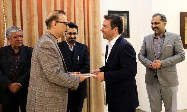 رئیس جدید موزه ارتباطات معرفی شد