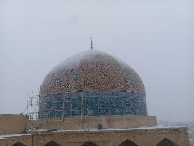 تذکر به وزیر جدید میراث فرهنگی درباره مسجد شیخلطفالله