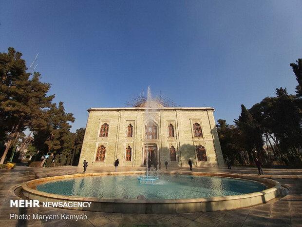  از باز شدن درهای کاخ مرمر تا ثبت مجسمه های تهران