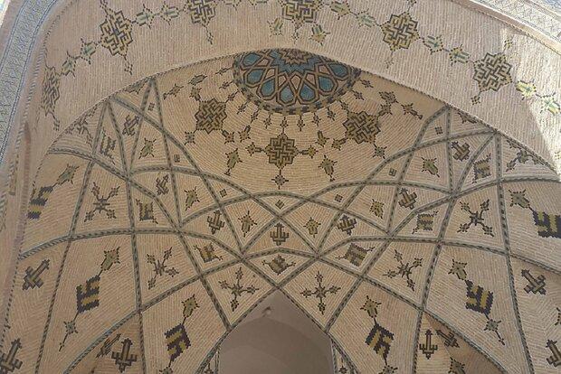 گردشگری مجازی در مسجد امام خمینی (ره) سمنان