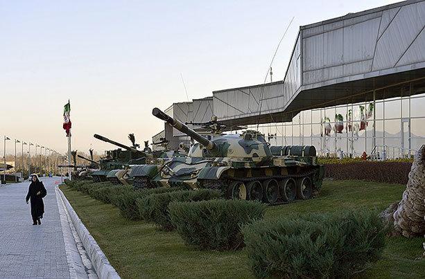 افزایش ۸۰ درصدی بازدیدکنندگان خارجی از باغ موزه دفاع مقدس