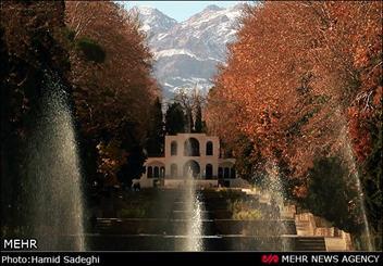 کلیات طرح ایجاد زیر ساخت گردشگری باغ شاهزاده ماهان تصویب شد